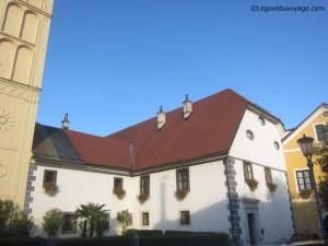 Monastère franciscain – Novo Mesto