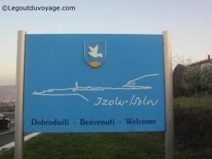 Izola sur la côte adriatique slovène