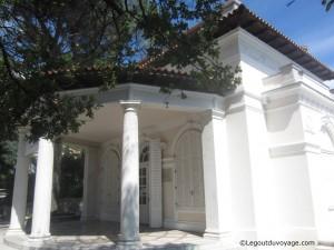 Pavillon d'art Juraj Šporer – Opatija – Croatie