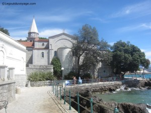 Eglise Saint Jacob – Opatija – Croatie