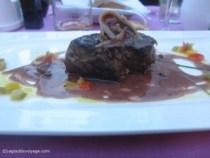 Pièce de bœuf sauce au vin