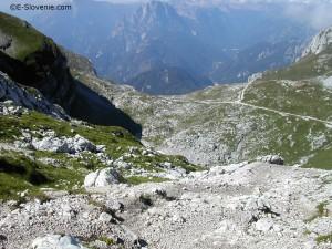 Mangart - Alpes Juliennes - Slovénie