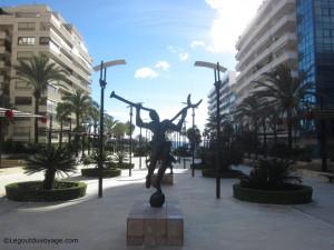 Avenida del Mar – Visiter Marbella