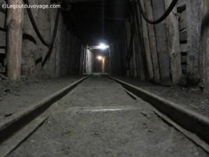 Visite de la mine Idrija