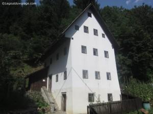 Maison des mineurs - Idrija