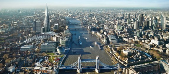 Panorama - The Shard Londres