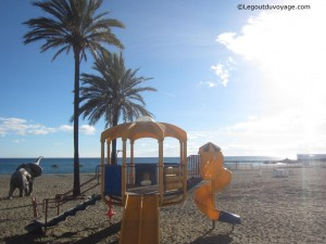 Plage Marbella – Province de Malaga