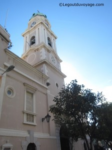 Cathedral of St Mary the Crowned - Gibraltar