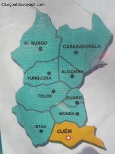Ojen - Sierra de las Nieves