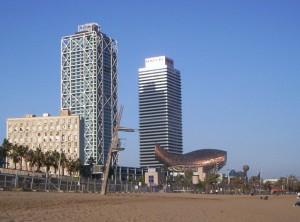 Vivre à Barcelone - Plage
