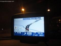 Aller en Slovénie - GPS