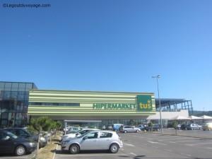Hypermarché Tus - Koper