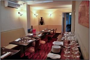 Restaurant à Marbella