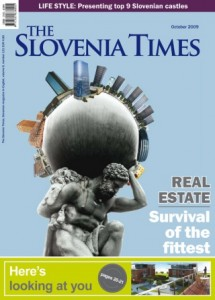 The Slovenia Times -version papier