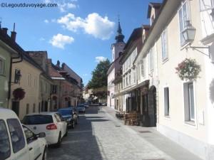 Visiter Ljubljana - le centre historique