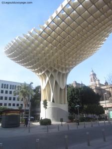 Monument contemporain Seville