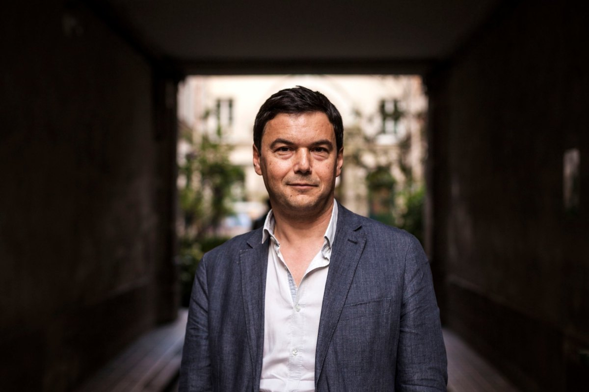 Nous avons rencontré Thomas Piketty