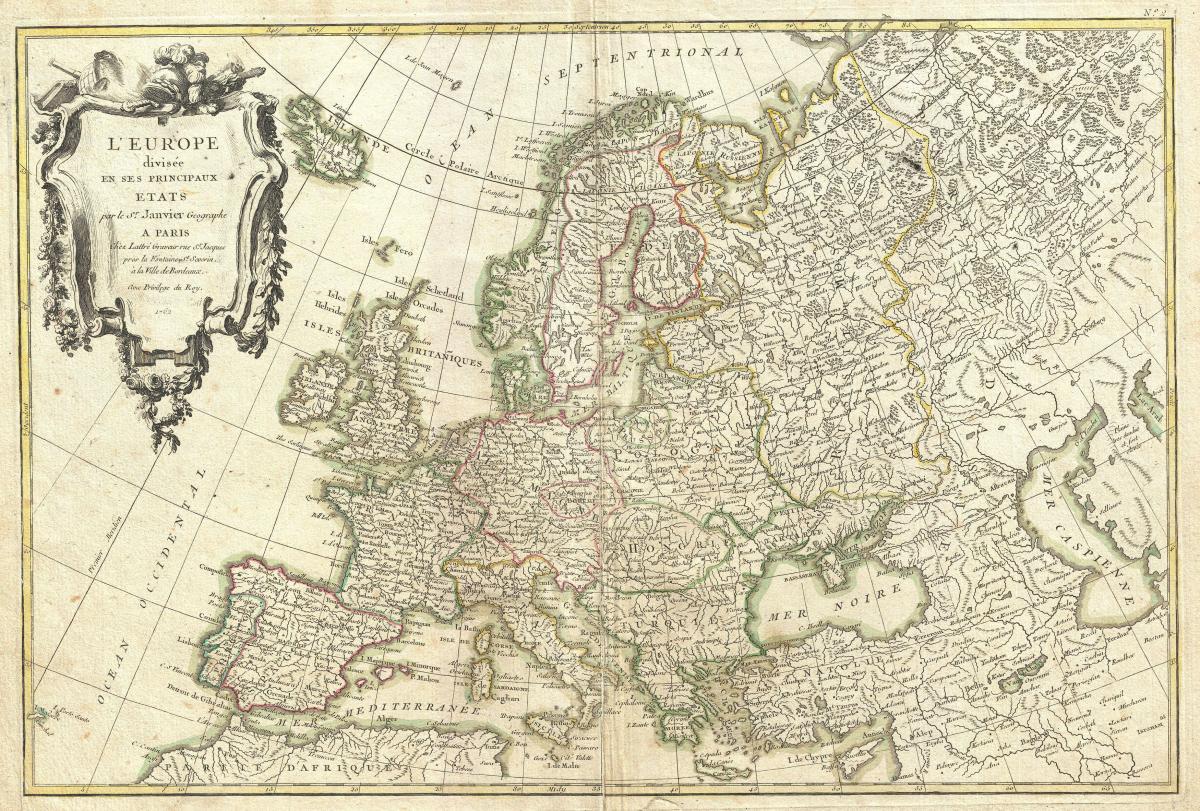 La géopolitique européenne de l'électricité en sept cartes