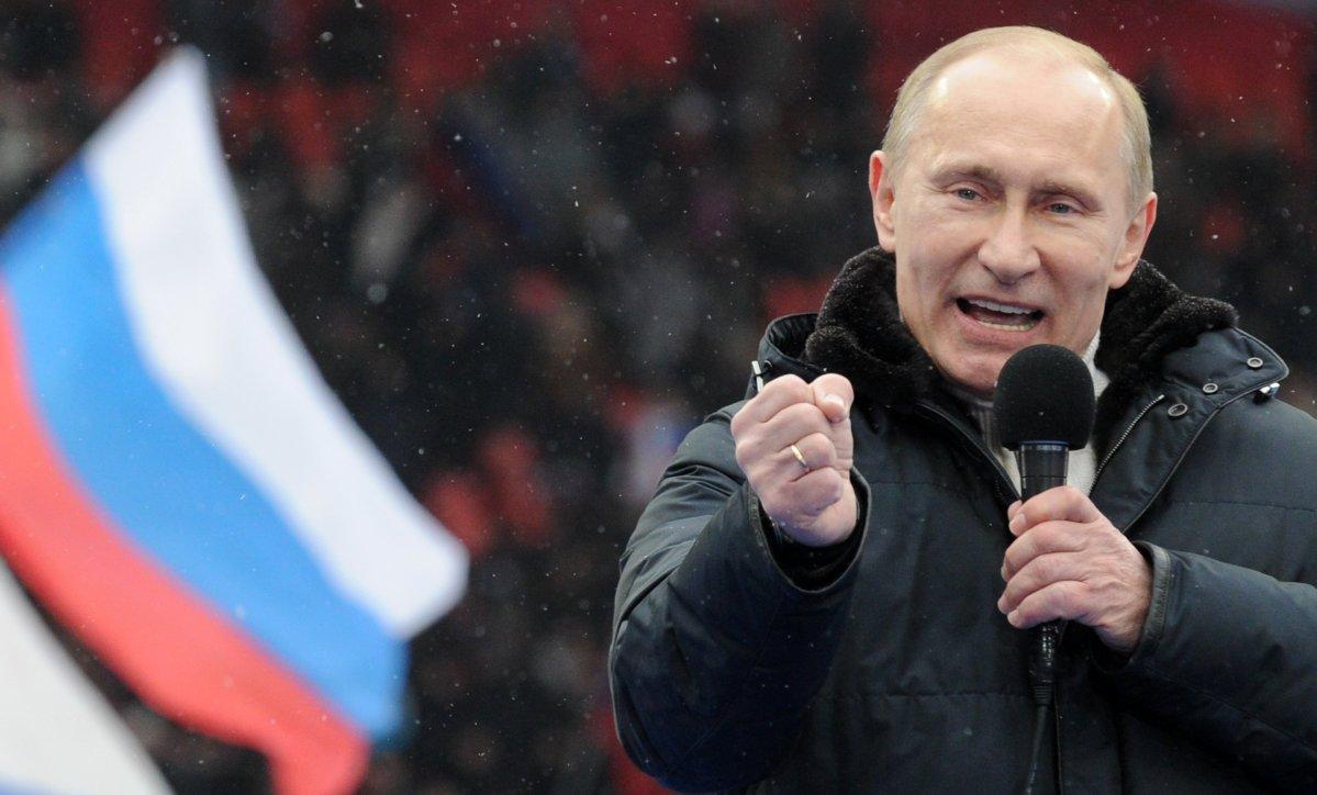 Géopolitique des élections russes