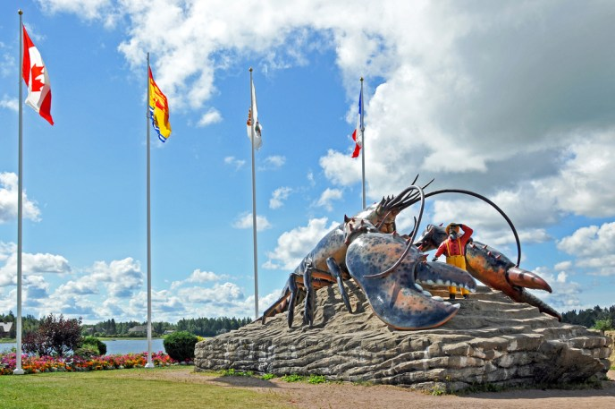 "Shédiac is ""The Lobster Capital of the World."""
