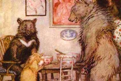 Boucle d'or et les 3 ours : histoire à écouter