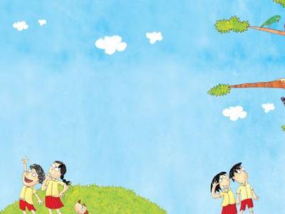 illustration histoire audio enfant monde à l'envers