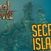 Secret Island, Ancient Ruins, and THE KRAKEN! — Sea of Thieves Closed Beta