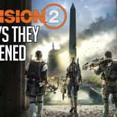 5 Ways Massive Listened For The Division 2