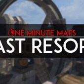 Last Resort (Halo 3) | One Minute Maps