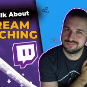 Let's Talk About Stream Coaching #DailyJolt BONUS VIDEO