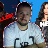 DAREDEVIL CANCELLED?!? Is Jessica Jones Next?? #DailyJolt