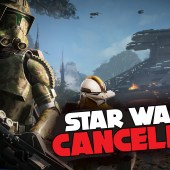 EA's New Star Wars Game CANCELLED!? #DailyJolt