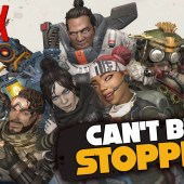 Apex Legends Can't Be Stopped!! #DailyJolt