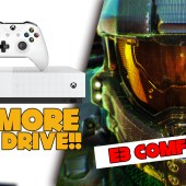 Diskless XBox One S & Halo Infinite Confirmed for E3!! #DailyJolt