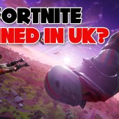 Prince Harry Calls For Fortnite To Be Banned In The UK!