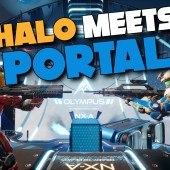If Halo and Portal Had A Baby… – Splitgate Review