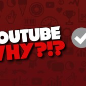 YouTube Un-Verifying Channels & Consolidating Power