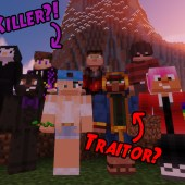 Minecraft, But Two Of Us Are Secret Traitors… – Deceit SMP