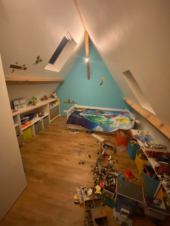 chambre sous combles