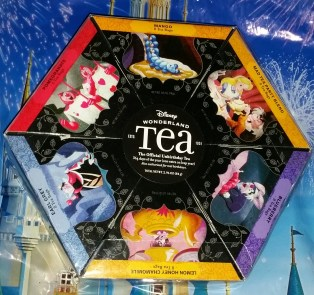 Had to get this Alice themed tea sampler (I should be drinking more of it anyway).
