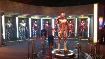 Iron Man Tech display at Innoventions
