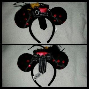 Minnie Poppins ears.
