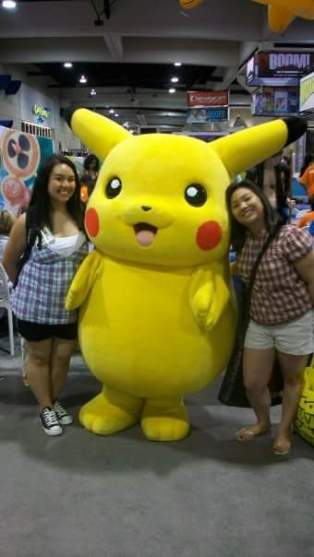 This Pikachu is a must see for any Pokemon fan. It can move its ears!