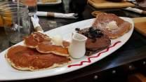 Pancake flight