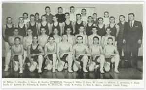 First Parkland H.S. Wrestling Team (Photo Courtesy of Parkland H.S. Yearbook)