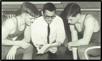 Legendary Coach Joe Cesari (Photo Courtesy of Ashland H.S. Yearbook)