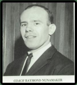 Nazareth Coach Ray Nunamaker (Photo Courtesy of Nazareth H.S. Yearbook)