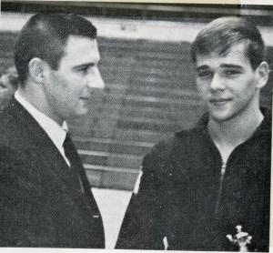 Dick King and Dan Newhard