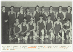 Southern Lehigh Was Again a Strong Contender in the LNL (Photo Courtesy of Southern Lehigh H.S. Yearbook)