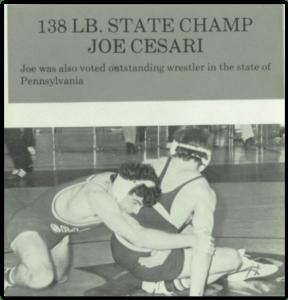 Joe Cesari